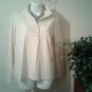 Natural Reflections Ladies Top Size M